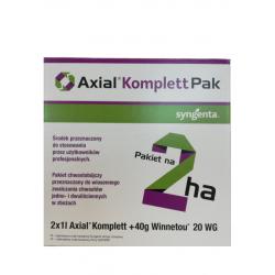 Axial Komplett PAK
